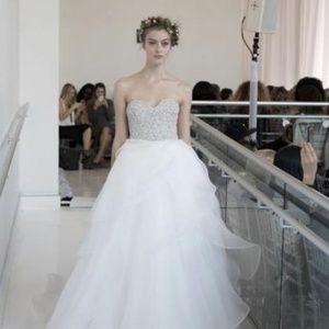 NEW Reem Acra wedding gown/dress - Model: Igora